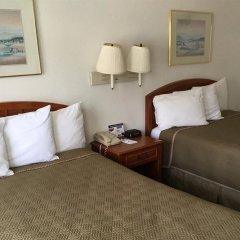 Отель Travelodge Hollywood-Vermont/Sunset Лос-Анджелес удобства в номере