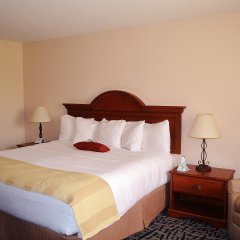 Отель Best Western Inn & Conference Center комната для гостей