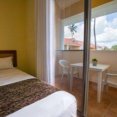 Отель whala!bávaro Доминикана, Пунта Кана - 5 отзывов об отеле, цены и фото номеров - забронировать отель whala!bávaro онлайн балкон
