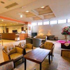 Hotel Sunroute Tochigi Тотиги интерьер отеля