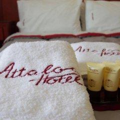 Отель Attalos Hotel Греция, Афины - отзывы, цены и фото номеров - забронировать отель Attalos Hotel онлайн ванная