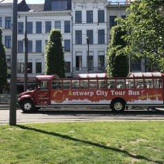 Апартаменты Renovated Apartment In Antwerp Антверпен городской автобус