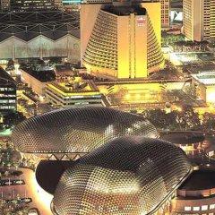 Отель PARKROYAL COLLECTION Marina Bay Сингапур