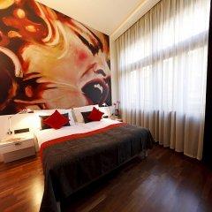Bohem Art Hotel Будапешт комната для гостей фото 3