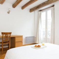 Апартаменты Odeon - Saint Germain Private Apartment комната для гостей фото 5