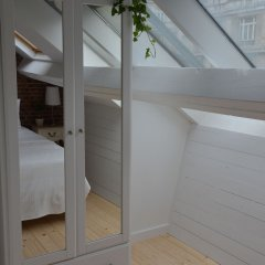 Отель AppartBrussels Бельгия, Брюссель - отзывы, цены и фото номеров - забронировать отель AppartBrussels онлайн балкон