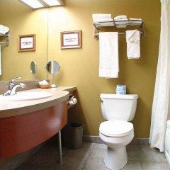 Отель Hôtel & Suites Normandin Lévis Канада, Сен-Николя - отзывы, цены и фото номеров - забронировать отель Hôtel & Suites Normandin Lévis онлайн ванная фото 2