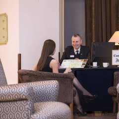 Гостиница Radisson Royal интерьер отеля