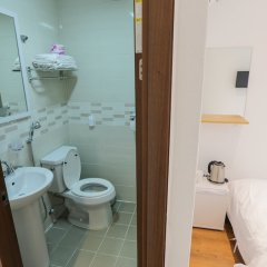 Отель Petercat Hotel Insadong Южная Корея, Сеул - отзывы, цены и фото номеров - забронировать отель Petercat Hotel Insadong онлайн ванная фото 2