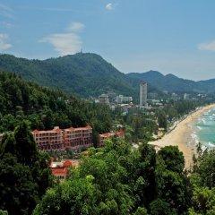 Отель Centara Grand Beach Resort Phuket Таиланд, Карон-Бич - 5 отзывов об отеле, цены и фото номеров - забронировать отель Centara Grand Beach Resort Phuket онлайн пляж фото 2