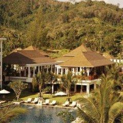 Отель Naithonburi Beach Resort Phuket пляж фото 2