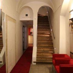 Отель Domus Balthasar Design Прага интерьер отеля