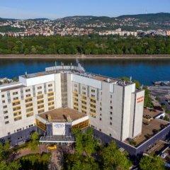 Отель Danubius Hotel Helia Венгрия, Будапешт - - забронировать отель Danubius Hotel Helia, цены и фото номеров пляж фото 2