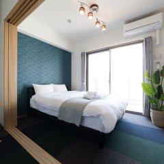 Отель Residence Hotel Hakata 5 Япония, Фукуока - отзывы, цены и фото номеров - забронировать отель Residence Hotel Hakata 5 онлайн комната для гостей фото 3
