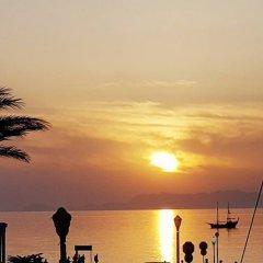Отель Africa Hotel Греция, Родос - 1 отзыв об отеле, цены и фото номеров - забронировать отель Africa Hotel онлайн пляж фото 2