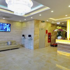 Boss Hotel Nha Trang Нячанг интерьер отеля