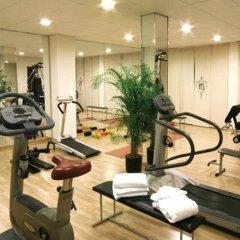 Отель Savoia Hotel Regency Италия, Болонья - 1 отзыв об отеле, цены и фото номеров - забронировать отель Savoia Hotel Regency онлайн фитнесс-зал