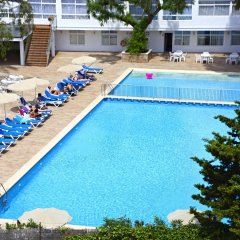 Hotel Joan Miró Museum бассейн
