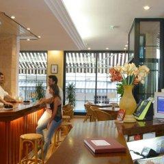 Отель Hostal Ferrer Испания, Сан-Антони-де-Портмань - отзывы, цены и фото номеров - забронировать отель Hostal Ferrer онлайн интерьер отеля фото 2