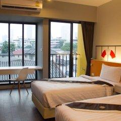 Отель iSanook Таиланд, Бангкок - 3 отзыва об отеле, цены и фото номеров - забронировать отель iSanook онлайн комната для гостей