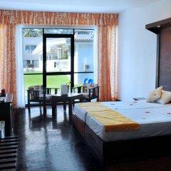 Отель Golden Star Beach Hotel Шри-Ланка, Негомбо - отзывы, цены и фото номеров - забронировать отель Golden Star Beach Hotel онлайн комната для гостей фото 5