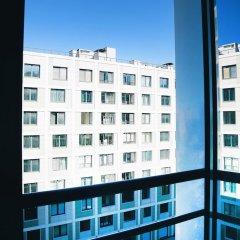 Апартаменты Brand new apartment in the city centre балкон