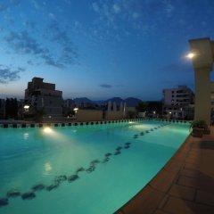 Отель Mondial Hotel Албания, Тирана - отзывы, цены и фото номеров - забронировать отель Mondial Hotel онлайн бассейн фото 3