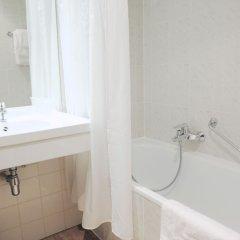 Отель 9Hotel Chelton Бельгия, Брюссель - отзывы, цены и фото номеров - забронировать отель 9Hotel Chelton онлайн ванная