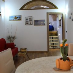 Отель Antica Dimora la Casetta di Ciccio Гальяно дель Капо интерьер отеля