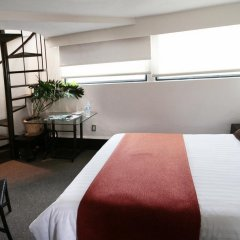 Aztic Hotel & Suites Ejecutivas комната для гостей фото 5