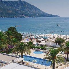 Hotel Montenegro Beach Resort пляж