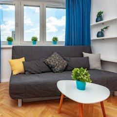 Отель Little Home - California Польша, Варшава - отзывы, цены и фото номеров - забронировать отель Little Home - California онлайн комната для гостей фото 4