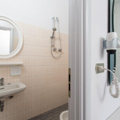Hotel Europa Гаттео-а-Маре ванная