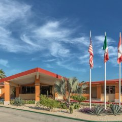 Отель Posada Real Los Cabos Мексика, Сан-Хосе-дель-Кабо - 2 отзыва об отеле, цены и фото номеров - забронировать отель Posada Real Los Cabos онлайн парковка