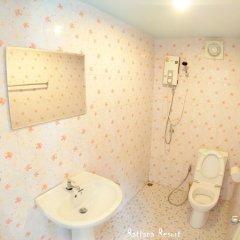 Отель Rattana Resort Ланта ванная