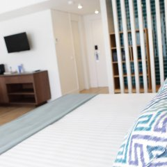 Отель Blaumar Hotel Salou Испания, Салоу - 7 отзывов об отеле, цены и фото номеров - забронировать отель Blaumar Hotel Salou онлайн комната для гостей фото 3