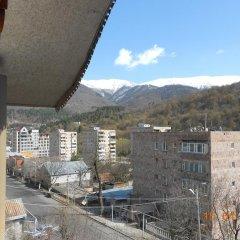 Отель Магнит Дилижан балкон