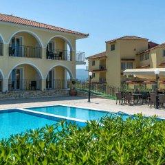 Отель VARRES Лимни-Кери бассейн фото 2