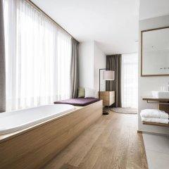 Hotel Schwarzschmied Лана ванная фото 2
