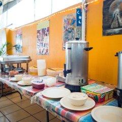 Отель Hostal Amigo Suites Мехико питание