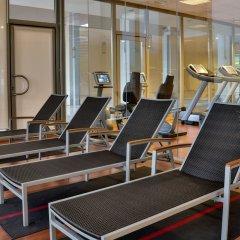 Отель UNAHOTELS Expo Fiera Milano Италия, Милан - отзывы, цены и фото номеров - забронировать отель UNAHOTELS Expo Fiera Milano онлайн фитнесс-зал фото 4