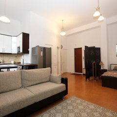 Гостиница ApartLux Paveletskaya Spa-Suite Москва комната для гостей фото 4