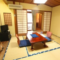 Отель Kiya Ryokan Япония, Мисаса - отзывы, цены и фото номеров - забронировать отель Kiya Ryokan онлайн комната для гостей фото 5