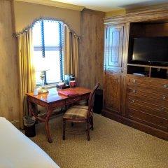 Dunhill Hotel удобства в номере