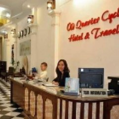 Отель Bach Tung Diep интерьер отеля