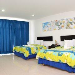 Hotel Embajadores комната для гостей