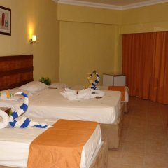 Отель Aqua Fun Club комната для гостей фото 2