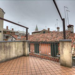 Отель Residenza Castello 5280 Италия, Венеция - отзывы, цены и фото номеров - забронировать отель Residenza Castello 5280 онлайн балкон