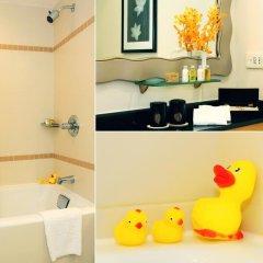 Отель Caravelle Saigon ванная фото 2