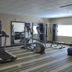 Отель Candlewood Suites Bay City фитнесс-зал фото 2